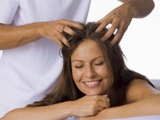 Массаж головы. Рецепты красоты ваших волос