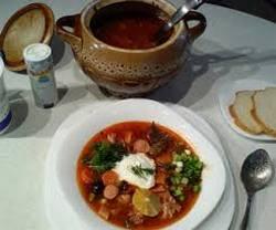 Рецепты солянки. Первые блюда в горшочках