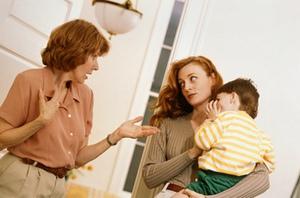 С некоторых пор у нас в семье нелады – постоянные ссоры и обиды