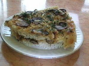 3 рецепта постных блюд из риса
