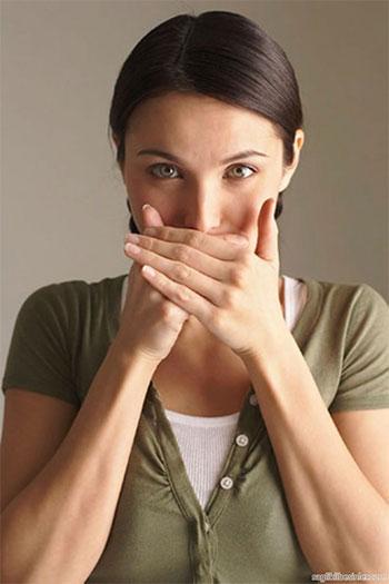 плохой запах изо рта причины и лечение
