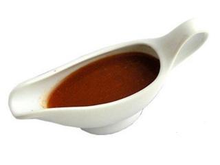 Красный соус для мяса - рецепт с фото