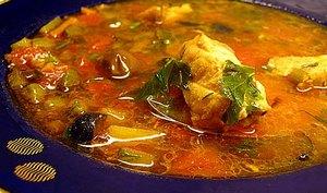 Рецепты вкусных рыбных супов