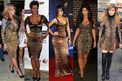 Леопардовое Платье Длинные Купить