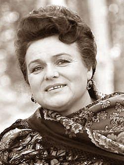 Людмила Зыкина предъявила нам сплавленный воедино образ страны и народа.