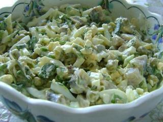 Салат с сельдью по-трансильвански - простой и доступный рецепт