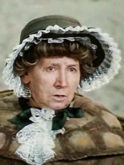 Эта актриса занимает в отечественном искусстве особую нишу. Смешная, ироничная, язвительная и безумно талантливая.