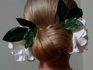 Укладка тонких волос. Женские секреты красоты волос