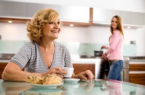 Семейные отношения: невестка и свекровь