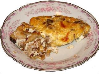Рыба, запеченная в омлете, очень вкусный рецепт для тех, кто любит рыбные блюда.