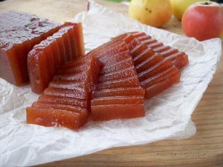 Яблочный мармелад с изюмом и миндалем