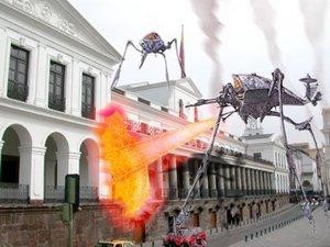 Станции по всему миру неоднократно пытались повторить успех «Войны миров», что иногда приводило даже к человеческим жертвам, как случилось в Эквадоре.