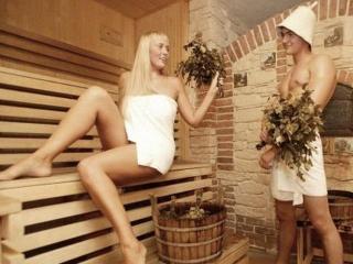 Русская баня.  Как сбрасывать лишний вес в русской бане