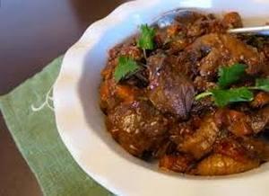 3 рецепта мясных блюд с имбирем с фото