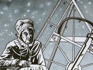 Астроном Каролина Лукреция Гершель