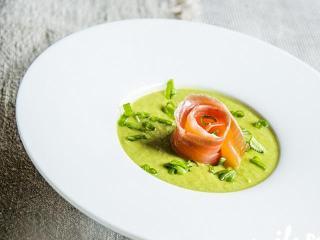 Суп крем из зеленого горошка. Очень просто!