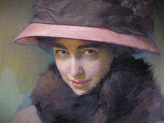 Тамара Карсавина. Очи черные, очи жгучие