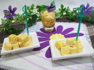 Сыр в пряном масляном маринаде. Рецепт с фото