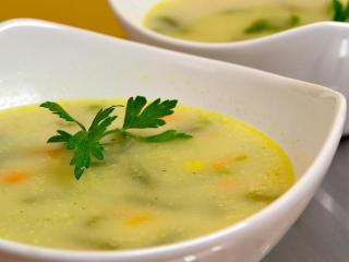 Суп картофельный с репой. Вкусные рецепты овощных супов
