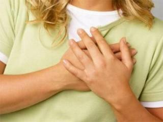 Если болит грудь