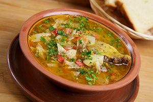 Чорба – молдавский кислый суп, вкусный и ароматный!