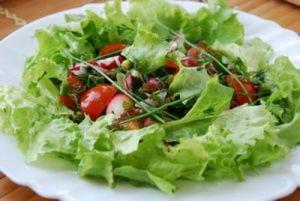 Оригинальные рецепты овощных салатов