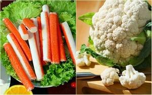 Вкусные рецепты салатов из морепродуктов