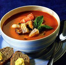 Рецепты рыбных супов