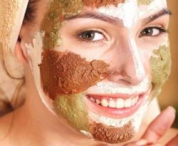 Правила использования косметической глины в масках для лица