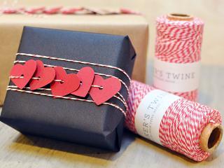Красивая упаковка для новогодних и рождественских подарков