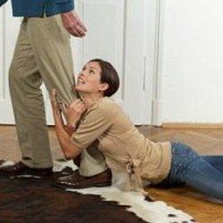 Не думайте, что мужчины легко бросают свои семьи.