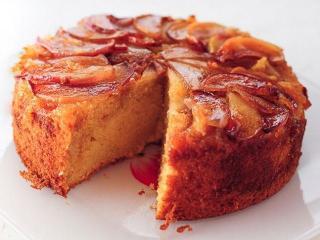Пирог с яблоками по-французски. Вкусный рецепт быстрой выпечки
