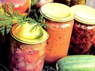 Салат из кабачков (готовим на зиму) Рецепт на конкурс