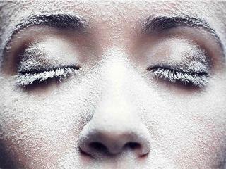 Защитим лицо в морозную стужу (уход за лицом)