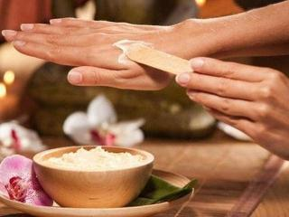 Очищение рук от грязи и пятен (уход за руками)
