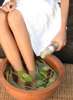 Ванночки для ног от грибка: противогрибковые домашние 9