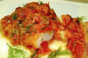 Рецепты вкусных рыбных блюд