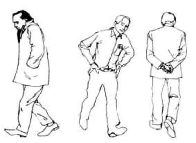 Врачи очень часто просят пациента пройтись по кабинету, оценивая походку. О каких же недугах может рассказать ваша походка?