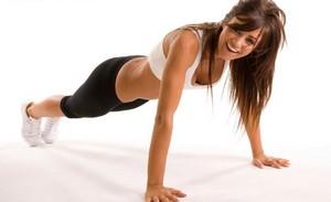 Физические упражнения и женские секреты красоты и здоровья