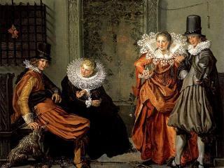 История моды. Эпоха тридцатилетней войны