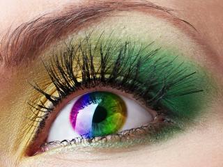 Цвет глаз  и ваш характер (это интересно знать)