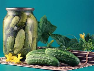 Консервирование огурцов (здоровое и лечебное питание)