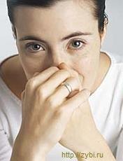 запах изо рта на голодный желудок лечение