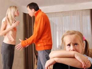 Проблемы в семье: семейные ссоры