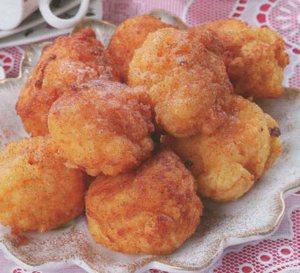 Рецепты вкусных пончиков