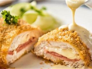 Окорочка с сюрпризом. Рецепты вкусных блюд из курицы.