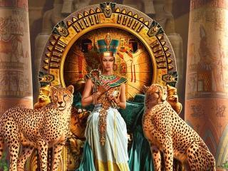 Клеопатра. Женское счастье царицы К