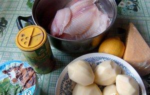 Рыбные блюда в горшочках