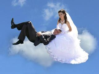 Самые безумные свадьбы