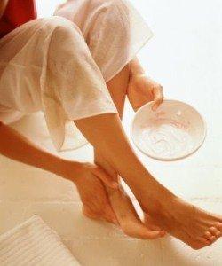 Народные средства от усталости и отечности ног